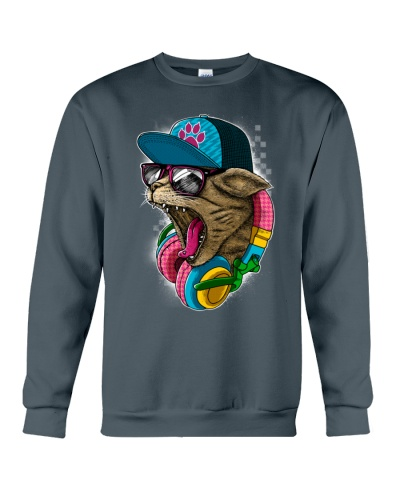 Cool and Wild Cat Shirt