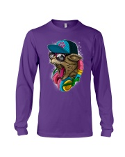 Cool and Wild Cat Shirt Long Sleeve Tee thumbnail