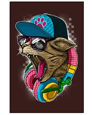 Cool and Wild Cat Shirt 11x17 Poster thumbnail