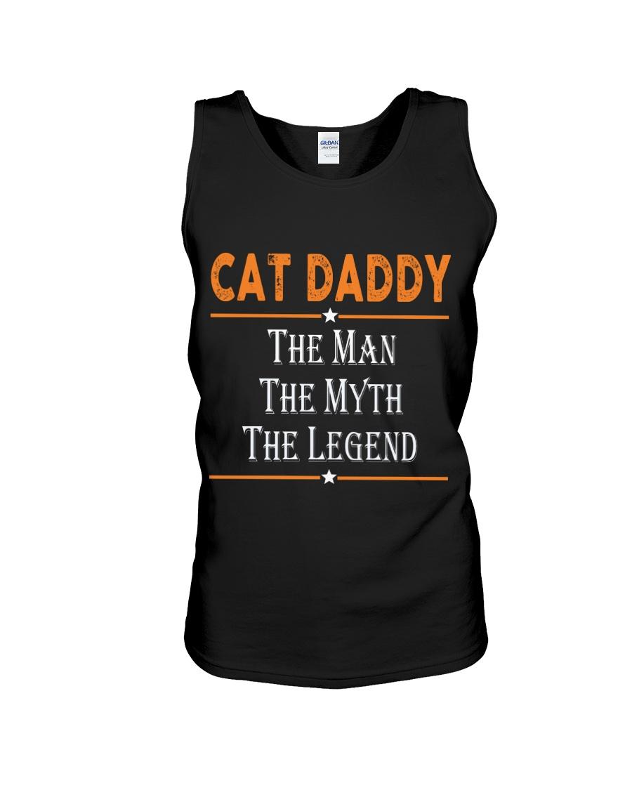 CAT DADDY Unisex Tank