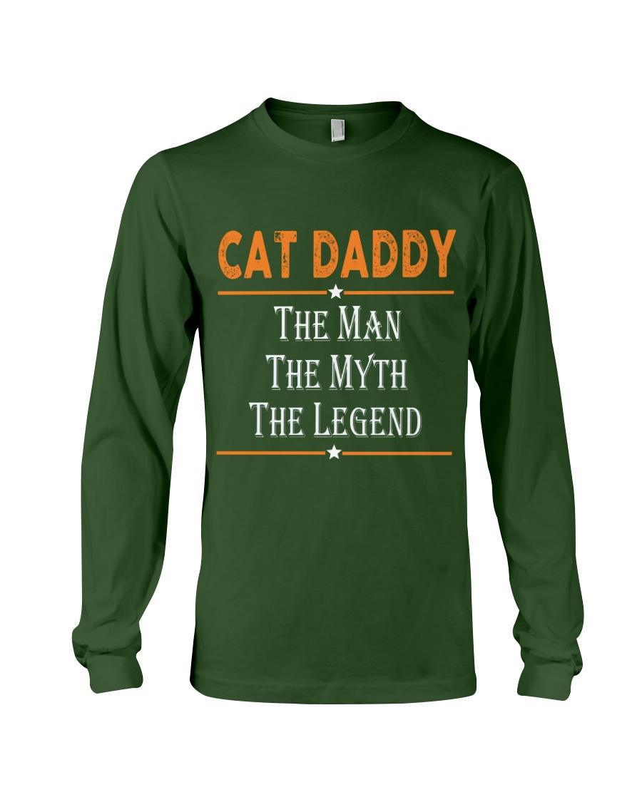 CAT DADDY Long Sleeve Tee