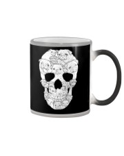 Pug Skull Color Changing Mug thumbnail