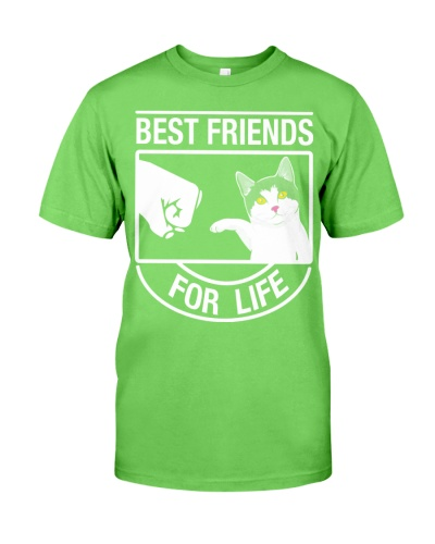 Best Friends For Life - Cat