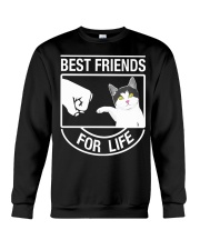 Best Friends For Life - Cat Crewneck Sweatshirt thumbnail