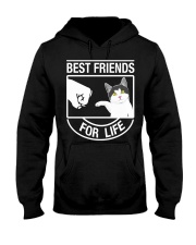 Best Friends For Life - Cat Hooded Sweatshirt thumbnail