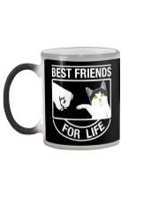 Best Friends For Life - Cat Color Changing Mug color-changing-left