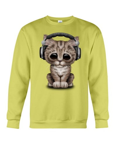 Cat Cute DJ