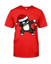 Gift Christmas Cat T-shirt Classic T-Shirt thumbnail
