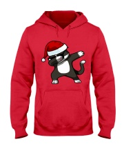 Gift Christmas Cat T-shirt Hooded Sweatshirt thumbnail