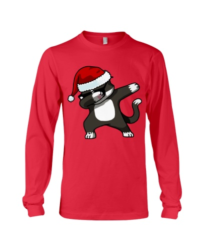 Gift Christmas Cat T-shirt