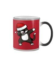 Gift Christmas Cat T-shirt Color Changing Mug thumbnail