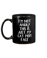 Cat Mom Mug back