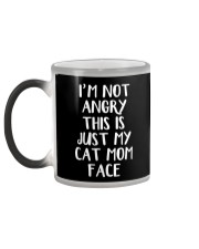 Cat Mom Color Changing Mug color-changing-left