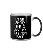 Cat Mom Color Changing Mug tile