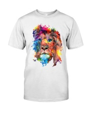 Lion Summer Classic T-Shirt tile