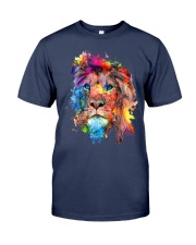 Lion Summer Premium Fit Mens Tee thumbnail
