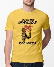 Only The Best Grandmas Classic T-Shirt lifestyle-mens-crewneck-front-13