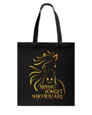 Who You Are Tote Bag thumbnail
