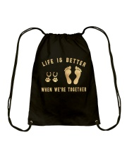 HR-L-MH-0402202-Life Is Better When Were Together Drawstring Bag thumbnail