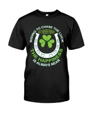 The Happiness Is Always Near Classic T-Shirt front