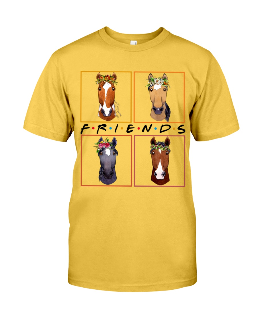Horse Friends Classic T-Shirt