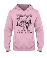 Old Town Road Hooded Sweatshirt front