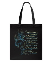 I Will Dance In Your Dreams Tote Bag thumbnail