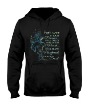 I Will Dance In Your Dreams Hooded Sweatshirt thumbnail