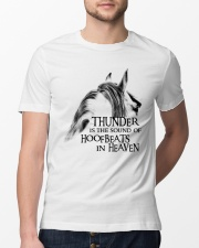 Thunder Is The Sound Of Hoofbeats Classic T-Shirt lifestyle-mens-crewneck-front-13