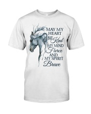 May My Heart Be Kind Classic T-Shirt front
