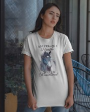 You Will Be Remembered Classic T-Shirt apparel-classic-tshirt-lifestyle-08