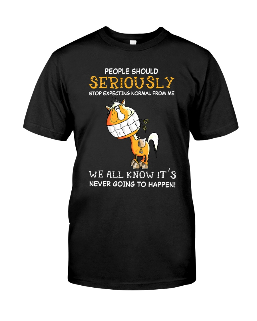 Never Going To Happen Classic T-Shirt