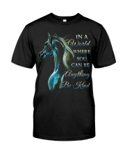 Be Kind Classic T-Shirt front