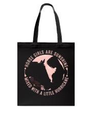 Horse Girls Are Sunshine Tote Bag thumbnail