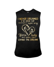 I Am Living The Dream Sleeveless Tee thumbnail
