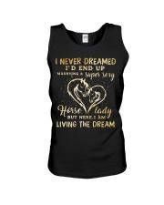 I Am Living The Dream Unisex Tank thumbnail