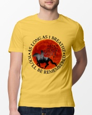 As Long As I Breathe Classic T-Shirt lifestyle-mens-crewneck-front-13