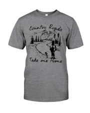 Country Roads Classic T-Shirt front
