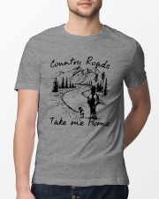 Country Roads Classic T-Shirt lifestyle-mens-crewneck-front-13