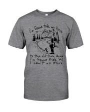 The Old Town Road Classic T-Shirt front