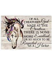 God Made At The Creation 17x11 Poster front
