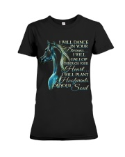 I Will Dance In Your Dreams Premium Fit Ladies Tee thumbnail