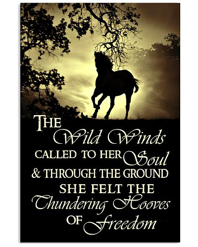 The Thundering Hooves Of Freedom