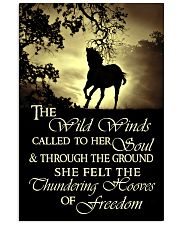 The Thundering Hooves Of Freedom 11x17 Poster front