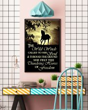The Thundering Hooves Of Freedom 11x17 Poster lifestyle-poster-6