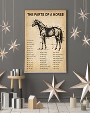 The Parts Of A Horse 11x17 Poster lifestyle-holiday-poster-1
