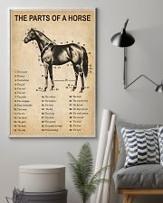 The Parts Of A Horse 11x17 Poster lifestyle-poster-1