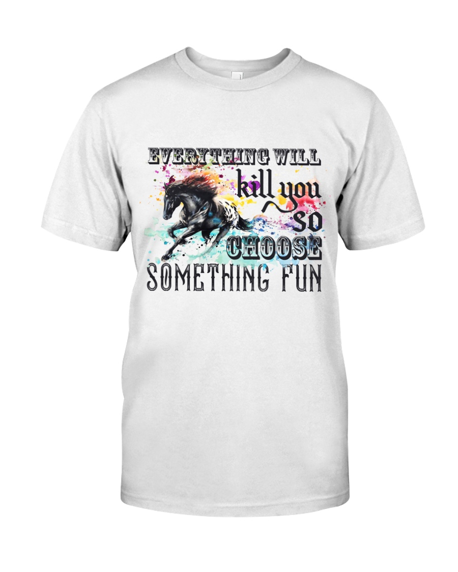 Something Fun Classic T-Shirt