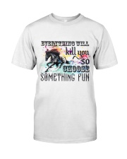 Something Fun Classic T-Shirt front