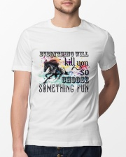 Something Fun Classic T-Shirt lifestyle-mens-crewneck-front-13